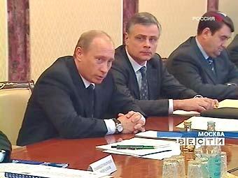 Путин велел ГАИ спасать демографический резерв страны