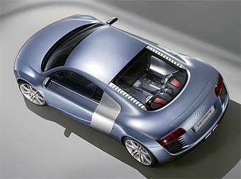 Суперкупе Audi появится к 2007 году
