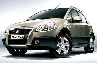 Внедорожник Fiat будет носить имя Sedici