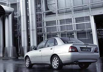 Proton готовит дорогой представительский седан
