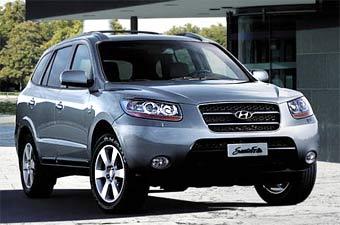 Hyundai анонсировала новое поколение модели Santa Fe