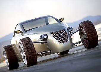 В Лас-Вегасе показали хотрод Volvo