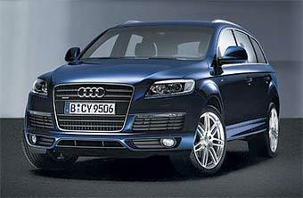 Audi предложила стайлинг-пакет для внедорожника Q7
