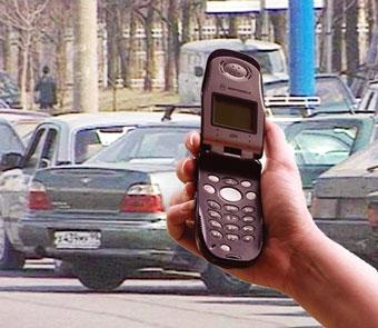 Москвичи смогут платить за парковку с мобильных