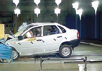 АвтоВАЗ готов оснащать свои автомобили подушками безопасности