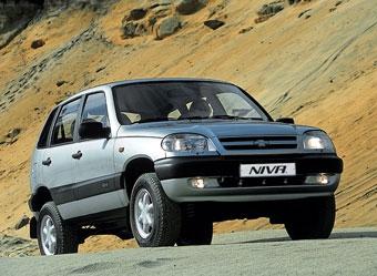 Chevrolet Niva не пустят в Европу
