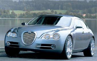 Jaguar занялся созданием нового поколения S-Type