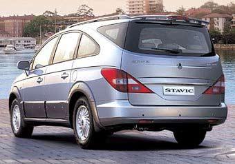 Британцы назвали самым уродливым автомобилем новинку от SsangYong