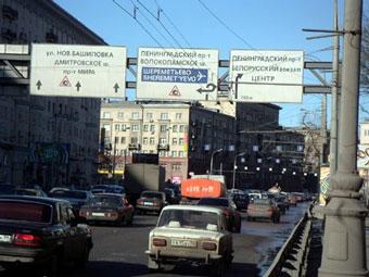 Тоннель под Ленинградским проспектом откроется до конца октября