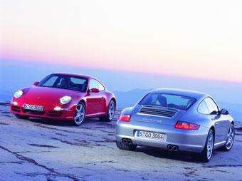 В России начались продажи Porsche 911 Carrera 4 и Carrera 4s