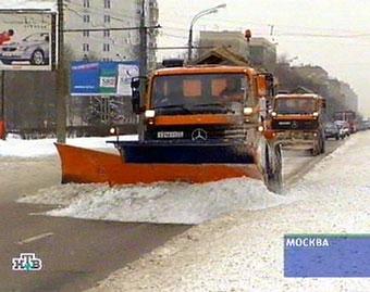 Зимой в Москве станет меньше мест для парковки