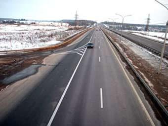 Московская область ускорила строительство кольцевой дороги