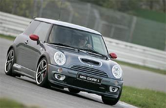 Экстремальный Mini Cooper S выпустят ограниченным тиражом