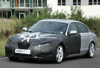 Jaguar S-Type готовится к обновлению