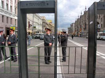 На День России перекроют центр Москвы
