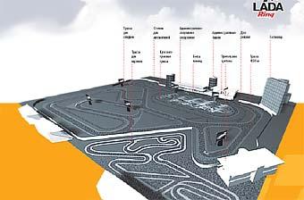 В Тольятти построят современный автодром