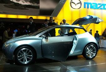 Mazda Sassou оснастили USB-разъемом
