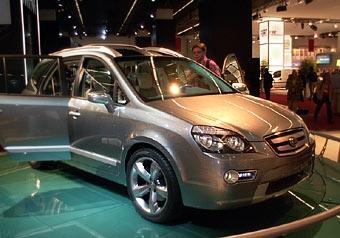 Kia Motors представила обычный концепт-кар