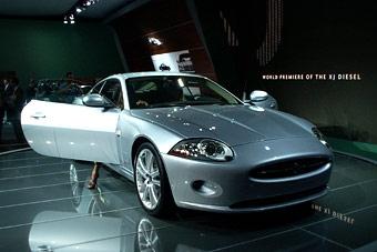 Jaguar представил полностью новое поколение купе XK