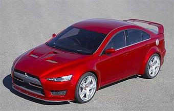 Mitsubishi покажет в Токио прототип следующего поколения Lancer Evolution