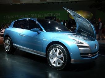 Renault замахнулась на сегмент дорогих внедорожников