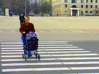 Переход ребенком улицы в неположенном месте обойдется родителям в 500 рублей