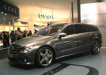 У Mercedes появились самые быстрые полноприводные машины