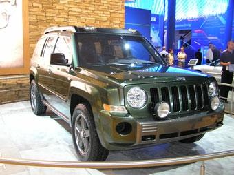 Jeep сделал две одинаковые машины для разных людей