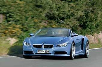 BMW подумывает о замене родстеру BMW Z8