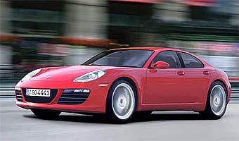 Новую модель Porsche будет разрабатывать самостоятельно