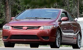 Новая Honda Civic заканчивает тесты