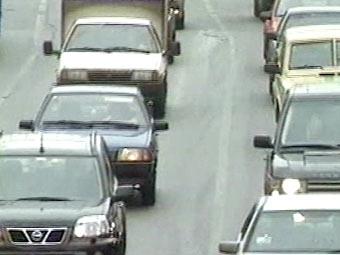 В Москве радикально ограничат движение автомобилей