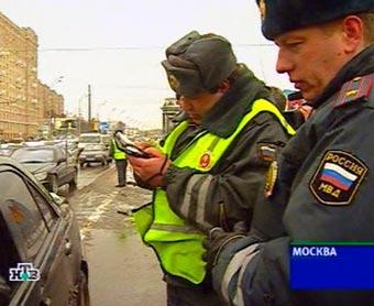 Минюст: Наказание за езду без номеров незаконно