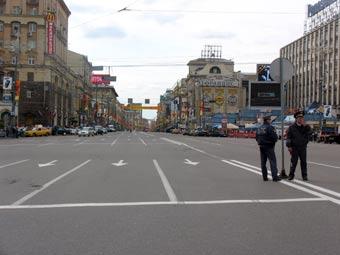 Из-за Дня города центр Москвы закроют для частного транспорта на шесть дней