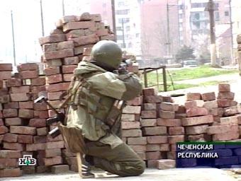 В Чечне окружен отряд из 15 боевиков