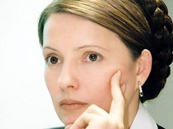 Тимошенко поставила спамеров вне закона