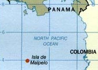 У берегов Колумбии затонул паром с эмигрантами