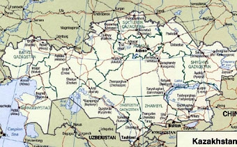 """""""Аль-Каеда"""" пытается превратить Казахстан в тренировочный лагерь"""