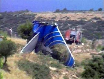 """Второй пилот кипрского """"Боинга"""" был жив в момент падения"""