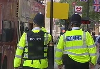 По подозрению в терроризме задержан британский солдат