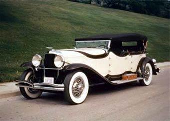 Семья разбилась на автомобиле 1929 года за 1,5 миллиона долларов