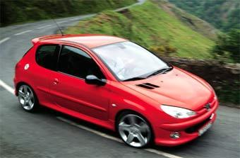 Peugeot 206 стал самым массовым автомобилем в семействе
