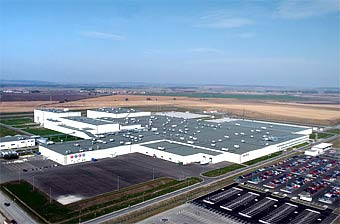 PSA Peugeot Citroen расширяет производство в Словакии под выпуск новой модели