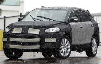 Mazda готовит семиместный кроссовер для Северной Америки