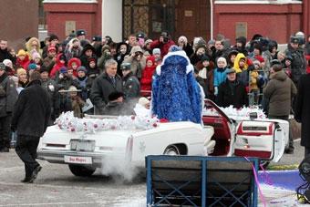 Московские улицы в Новый год перекроют даже для автобусов