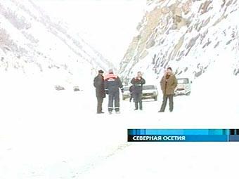 Транскавказская магистраль открыта для движения