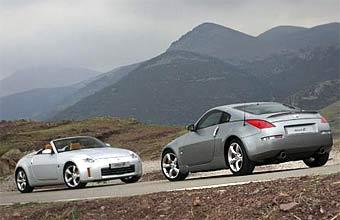 Обновленный Nissan 350Z появится в начале будущего года