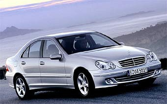 Mercedes-Benz сокращает объемы производства модели C-Class