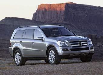 Mercedes-Benz представил новый внедорожник