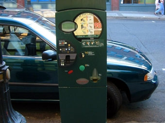 На Тверской поставят еще пять парковочных автоматов